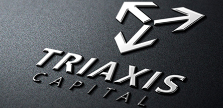 Identidade Visual para Triaxis Capital