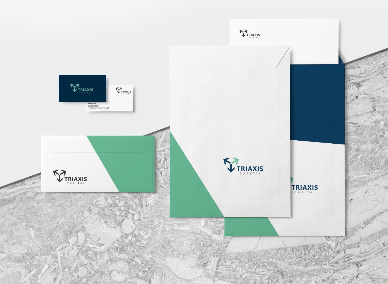 branding para empresa de inversiones