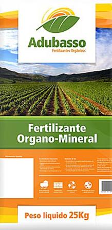 Design de embalagem para Fertilizantes ADUBASSO