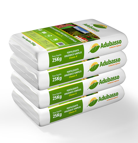 Fertilizers packaging design