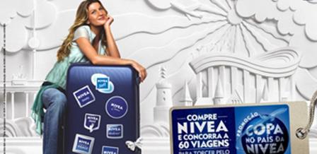 Aviso NIVEA para revista