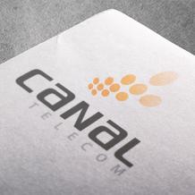 Identidade Corporativa CANAL TELECOM