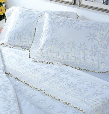Linhas de roupa de cama Carambella