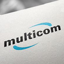 Identidade Corporativa para MULTICOM