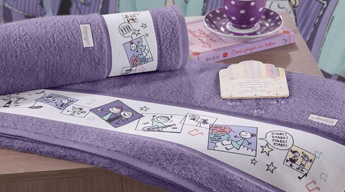 Coleção ALTENBURG 2012 - toalha