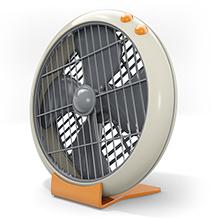 Design de Turbo ventilador HERRAMETAL SA