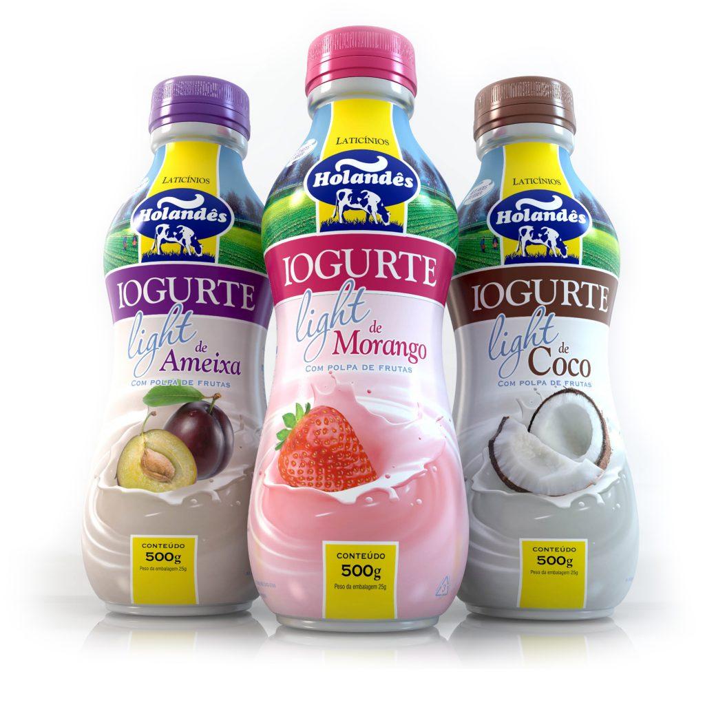 O3 Design - Iogurte Holandês Garrafa
