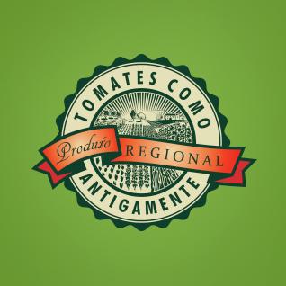 design de marca e identidade para tomates