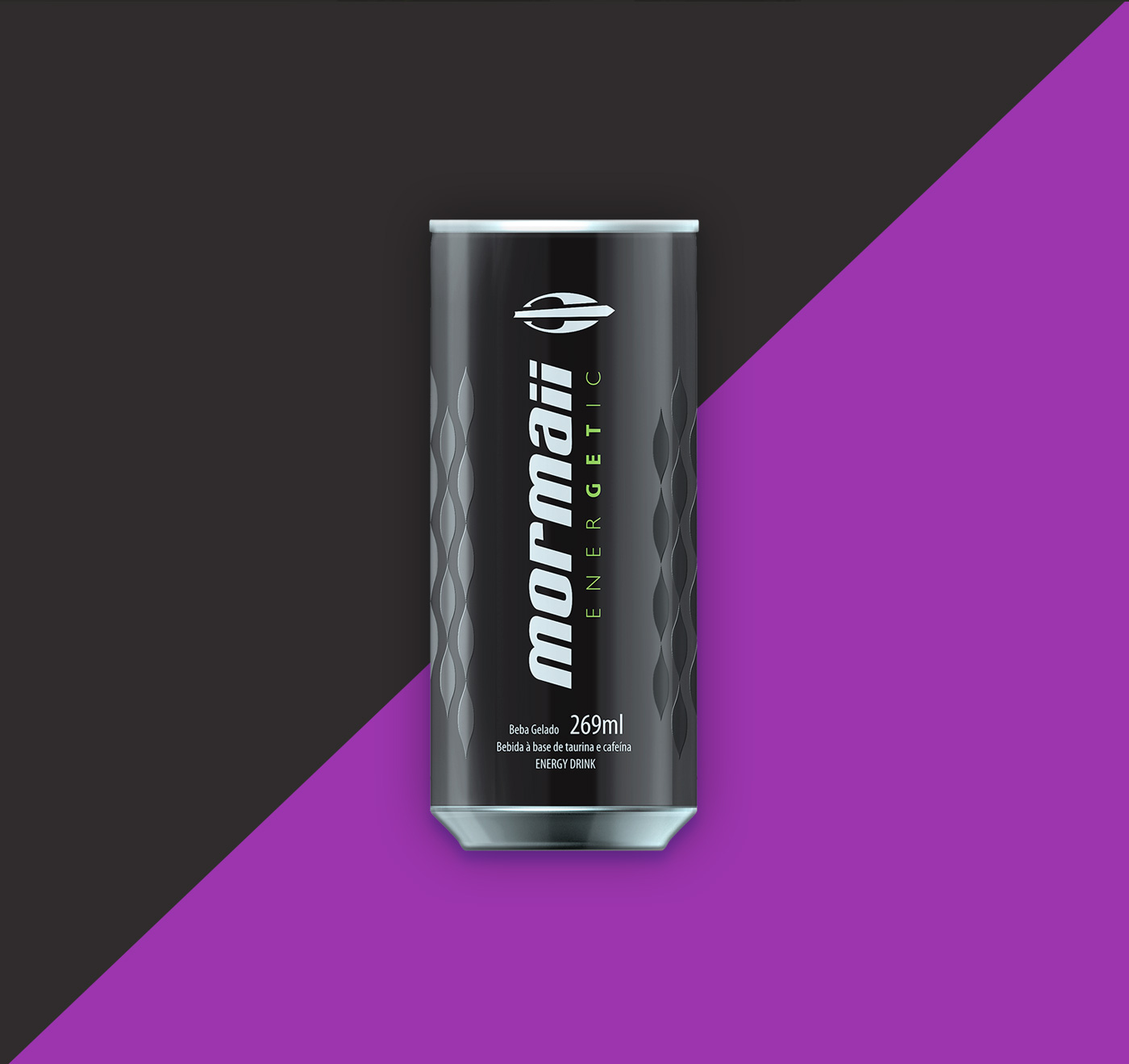 design lata energetico Mormaii