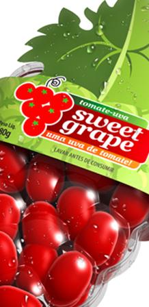 Branding e design de embalagens para Sweet Grape