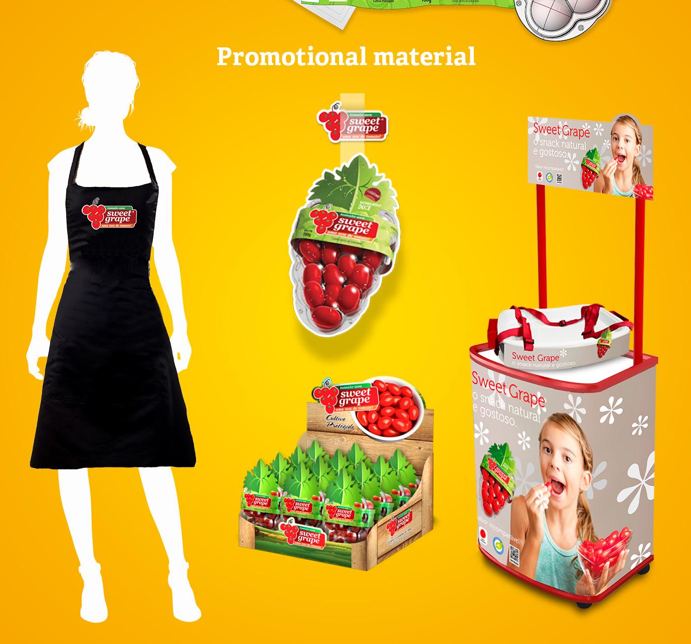 criação de Campanha para tomates