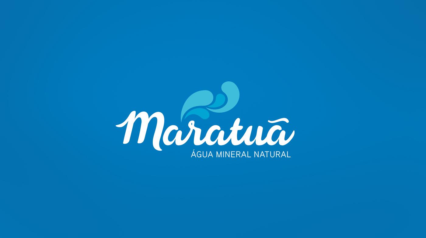 design de logotipo para agua mineral