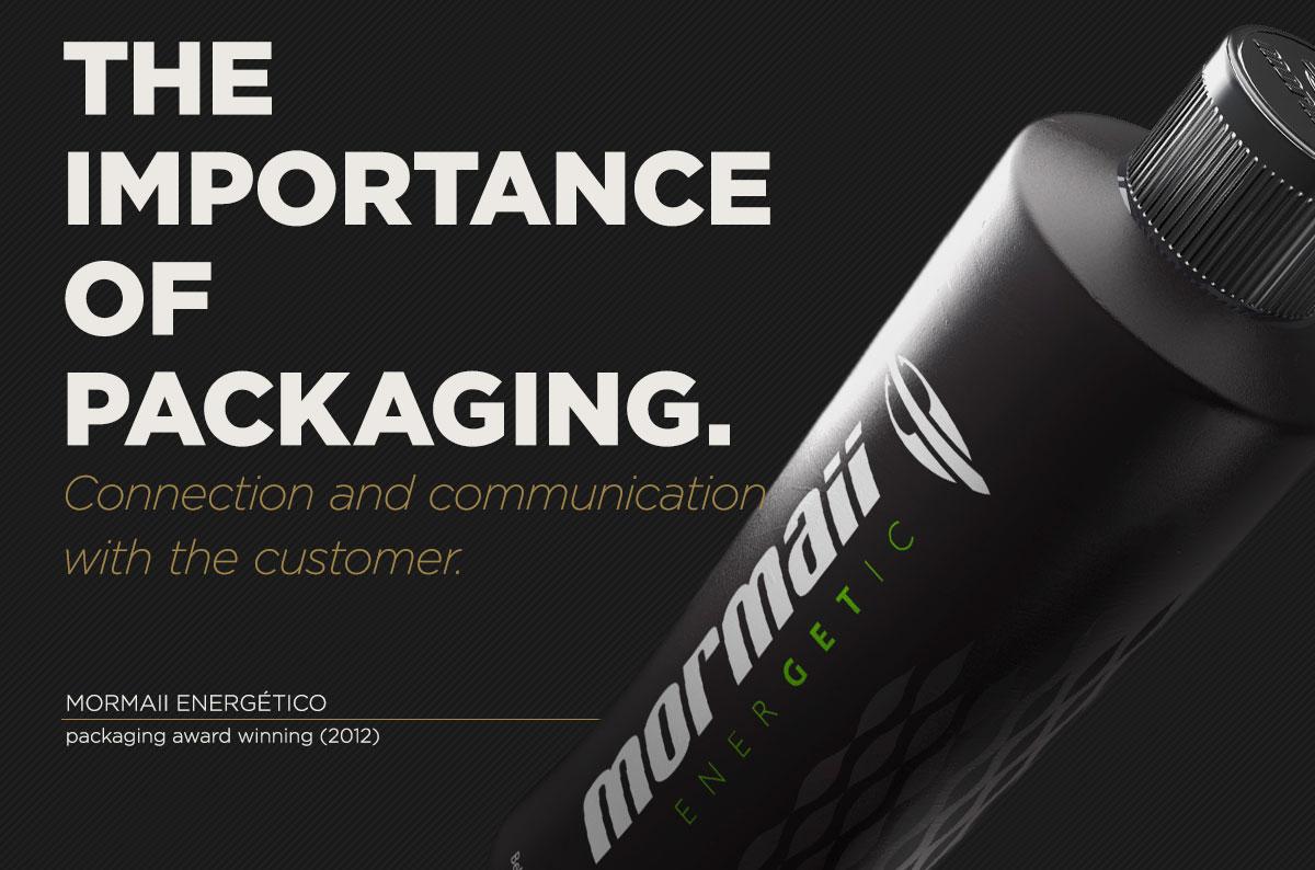 The importance of packaging. - imagem de destaque