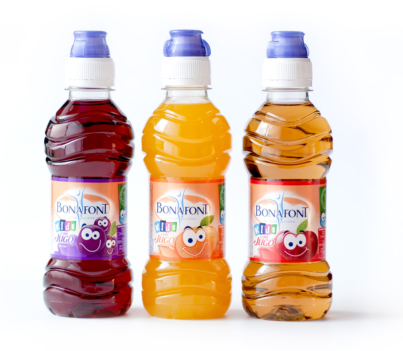 O3 Design - Bonafont garrafa