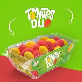 Criação de embalagem para frutas