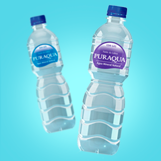 design de rótulos para agua mineral
