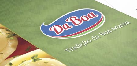Branding Massas da Boa