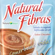 Design de Embalagens Stand Up Pouches e Potes NATURAL FIBRAS