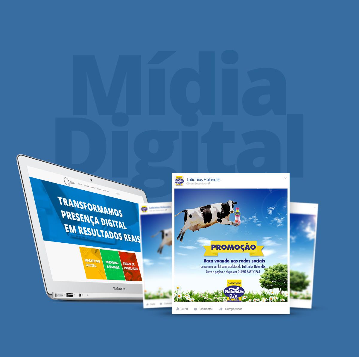 Estratégias de Mídias digitais - sites, redes sociais e adwords