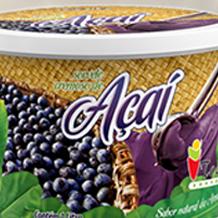 Design de rótulos para sorvetes TOCARI SORVETES