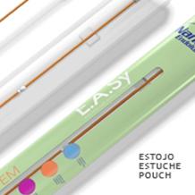 Design de estojo e bandeja para Stent Easy NANO ENDOLUMINAL