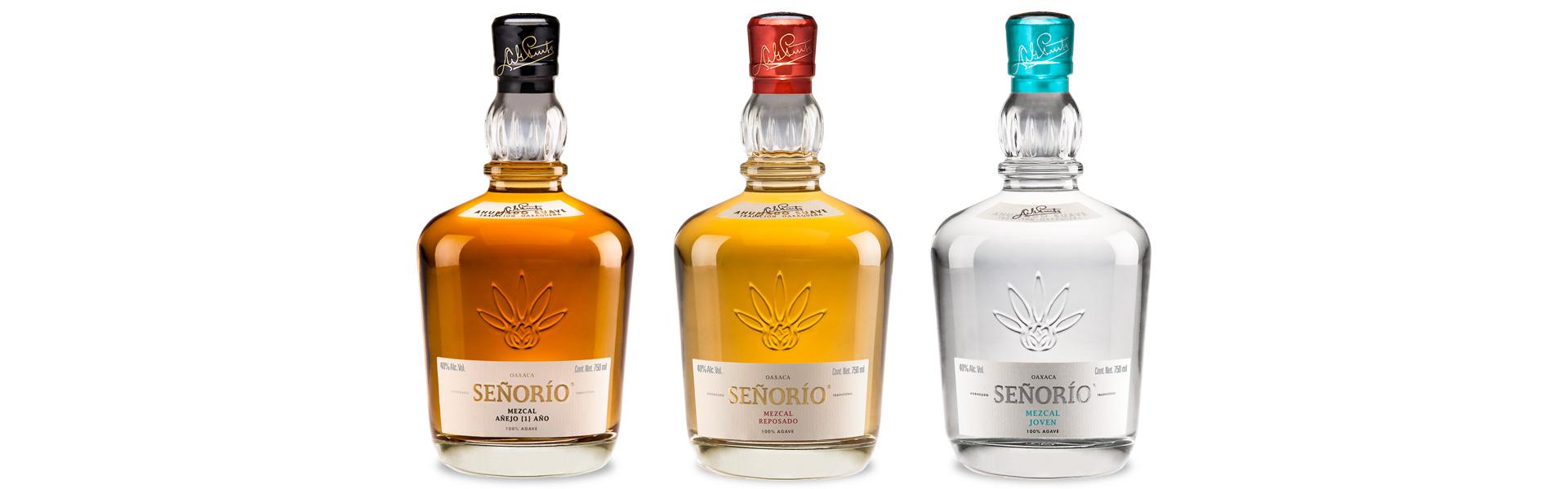 Design de garrafa para Mezcal
