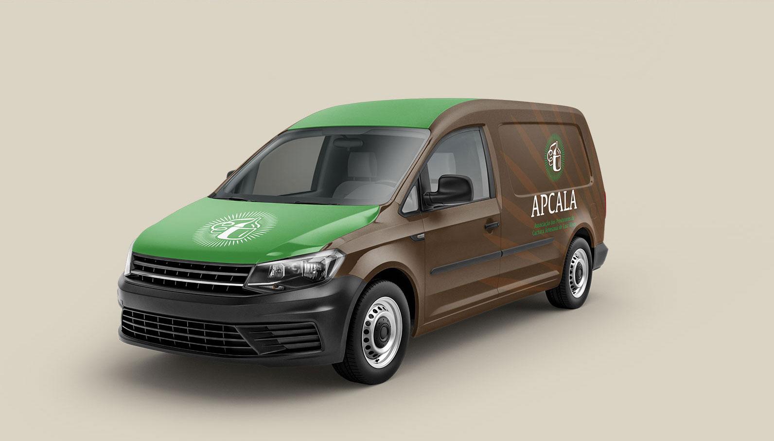 Frota de veículos para Associação de Produtores de Cachaça de Luis Alves