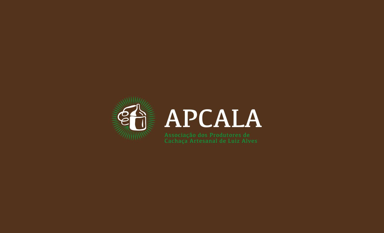 Logo para Associação de Produtores de Cachaça de Luis Alves