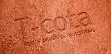 Identidade Corporativa para T-COTA ENG DE MATERIAIS