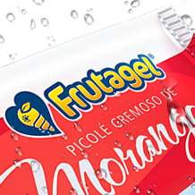 Branding for FRUTAGEL ICECREAMS