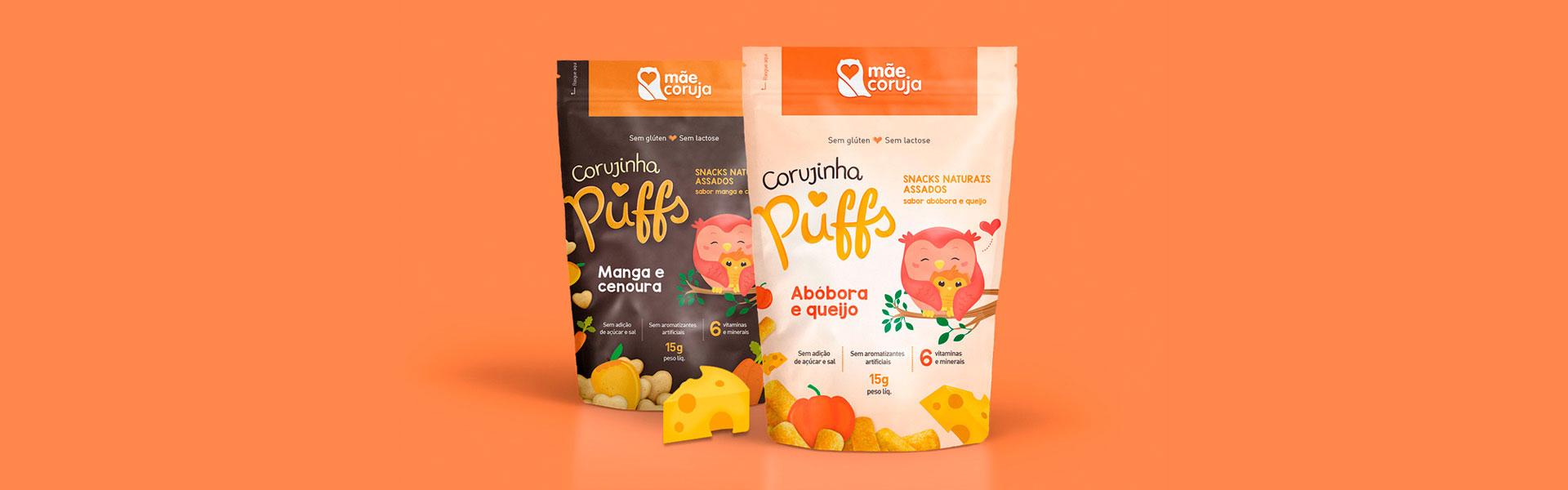 design de embalagens para salgadinhos para criancas