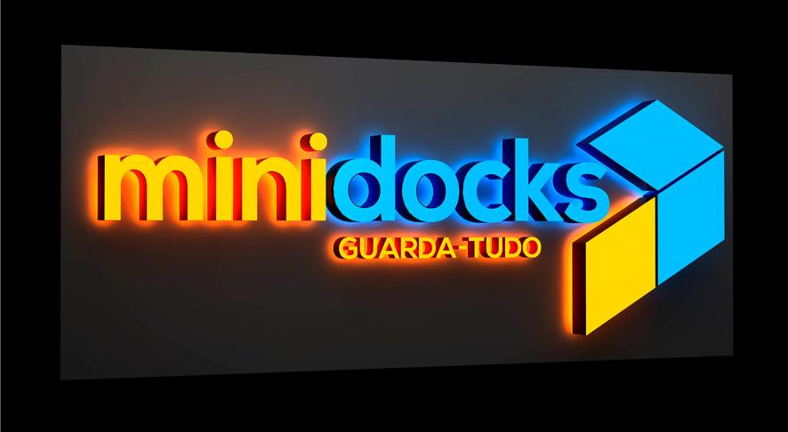 Novo posicionamento da marca Minidocks - backlight