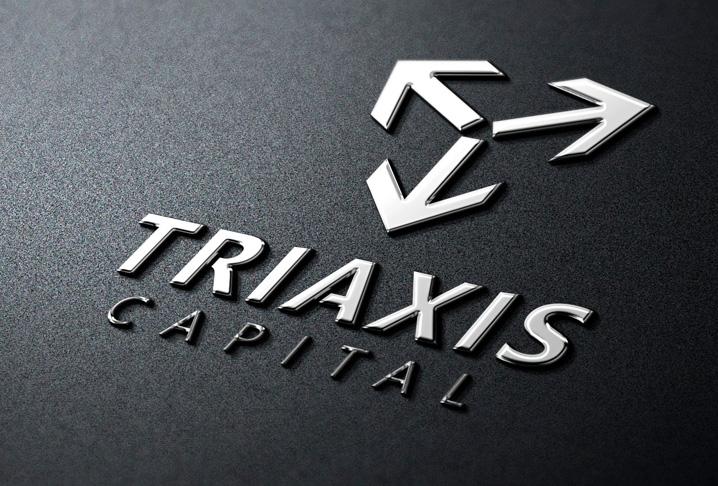 Imagem corporativa TRIAXIS CAPITAL - marca