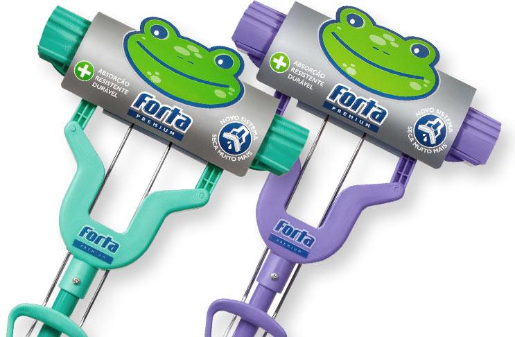design de embalagem para produtos de limpeza
